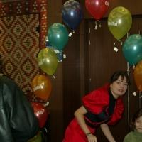 Арки от балони със хелий 154