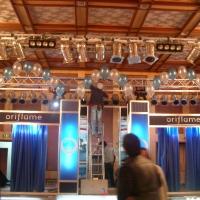 Фиермено парти Oriflame арки от балони със хелий 155
