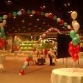Арки от балони със хелий