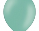 single forest green balloon -belbal balloon
