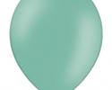 единичен балон с горско зелен цвят - балон марка Белбал