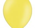single yellow pastel balloon - belbal brand balloon
