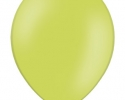 single apple green balloon - belbal brand balloon