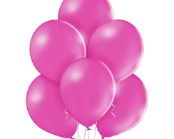 Balloons with rose color - belbal brand balloons