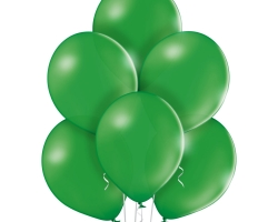 Group of balloon with dark green color from Belbal brand