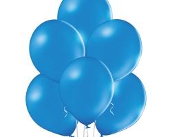 Пастелен стандартно син балон - стандартен размер