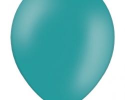 Pastel turquoise balloon