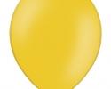 единичен балон с цвят охра