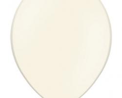Пастелен ванилия балон - стандартен размер