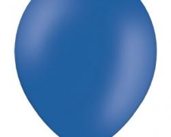 Пастелен роял син балон - стандартен размер