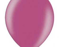 Металиков цикламен балон - стандартен размер
