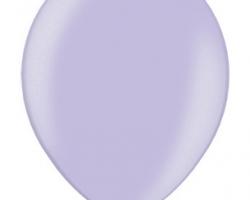 Металиков балон светъл виолет - стандартен размер