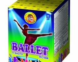 Пиробатерия Балет TFC1836