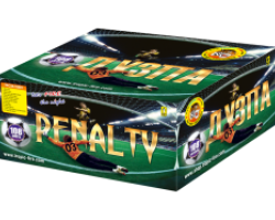 Pyro Batterie Penalty TFC3X10801