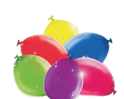 water bombs balloons mix 100 pc