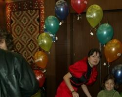 Арки от балони с хелий