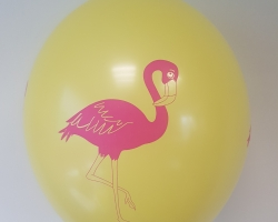 "Balloons with print ""Flamingo"" NEW!"