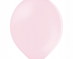 "Standard Color Balloon ""Soft Pink"""