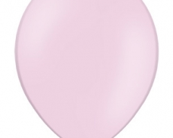 Pastel Baby Pink Balloon - Standard Size B85 004 - Pack of 50 pcs