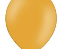 Пастелен оранжев балон - стандартен размер B85 007 - Опаковка от 50 бр