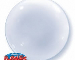 "Transparent Bubble Deco Bubble - Transparent 24 ""inch balloon"